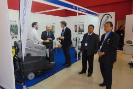 News & Event Lavor Cleaning Expo 2014 dsc00561